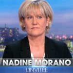 Juliette Méadel, porte-parole du PS, sinsurge de linvitation de Morano au 20h de TF1 http://t.co/nFiXpVlSof http://t.co/XI9HRHYgo7