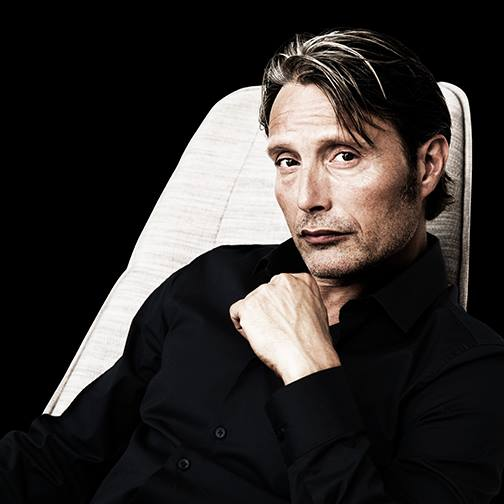 Can you keep a secret? You'll have to stay quiet until Spring 2016. Two words: Mads Mikkelsen. #MadsMikkelsen http://t.co/j8EBtigIsF