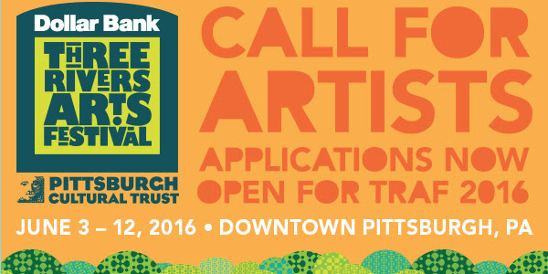 CALL FOR ARTISTS @CulturalTrust & @Dollar_Bank #TRAF applications are open until 1/31/2016 http://t.co/MvnYp3vfLM http://t.co/YnTGKL8jTM