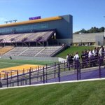 UAlbany names football stadium in honor of Tom and Mary Casey. Welcome to Casey Stadium. @twcnewsalbany http://t.co/ly4DTpATIX