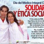 Mis Felicitaciones y Reconocimiento a l@s Medic@s Integrales Comunitari@s en su día de Compromiso Humano..Gracias.. http://t.co/IZQraJGLeZ