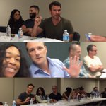 Time for a #Scandal table read! #TGIT http://t.co/S0OLV3NYwA