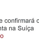 """Fala, G1! A do Romário q nunca existiu: """"conta na Suíça"""" A do Cunha q foi comprovada: """"suposta conta na Suíça"""" http://t.co/7mGlbitWis"""