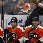 Hakstol confident in leap from college to #Flyers coach http://t.co/XiKAhp00lF #NHLFaceOff http://t.co/Brz3bzgZiz