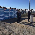 #YQR Conservative candidates: Scheer, Fraser & Kram @ TESCO Industries voicing support for energy and manufacturing. http://t.co/qmdpcy9J26