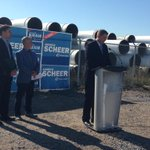 .@andrewscheer reaffirms Tories support of oil & gas industry.Says Energy East would create 700 #sask jobs #elexn42 http://t.co/YOY6qycLEt