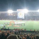 1 | We are under way at Hampden. Come on, Scotland! #SCOPOL http://t.co/ufd5Nzpkyn