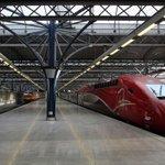 Les chemins de fer belges en grève, Thalys et Eurostar perturbés http://t.co/FxuCakeHZH http://t.co/gBvGoVyAUD