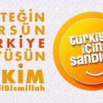 #SenBenYokTürkiyeVar Güçümüz gücünüz,desteğiniz desteğimiz Hedefimiz bir Tarih yazmaya başlandı http://t.co/7PXDNgDG61