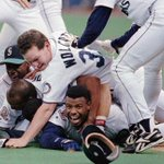On this day 20 yrs ago, Edgar Martinez hit, Ken Griffey Jr slid, the Kingdome erupted and Seattle baseball lived on. http://t.co/ZPwfcvpgPN