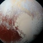 Plutão tem céu azul e água congelada, revela @NASA em novo anúncio impactante http://t.co/nOJWDeE54H http://t.co/cPqpY1a1Mk
