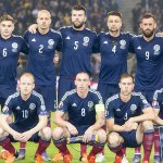 PIC | The Scotland Starting XI at Hampden Park this evening | #SCOPOL http://t.co/6Fx3cFQ5FE