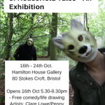 @MylesJackman @CreatBristol #Bristol exhib raises funds for sexual abuse survivor counselling https://t.co/KCZ5s9UlEQ http://t.co/Y3xJu3pxN8