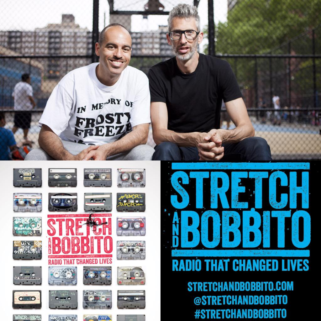 "Tonite: #Atl premiere @StretchandBob ""Radio That Changed Lives"" 7pm  Q&A, after party @theSoundTable #Space2 http://t.co/6ubOPc8pAN"