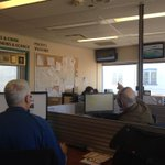 Besides newsrooms, is anyones boss letting them watch the #BlueJays game at work in Regina? #jays http://t.co/dllXheGrka