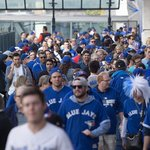 It's a FULL HOUSE in Toronto. They've waited 22 long years for this. http://t.co/h48Ede2DAb PLAY ⚾! #ALDS http://t.co/ZvOAPm3R7Y