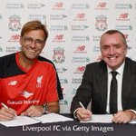 RT @LFC: Its official – Jürgen Klopp is the new manager of Liverpool Football Club #KloppLFC http://t.co/OVfXFiVK7Y