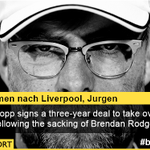 Its official. Jurgen Klopp confirmed as new Liverpool manager http://t.co/7HvyxcVCPY #LFC http://t.co/s2batDUHwt