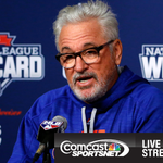 Live Stream the #Cubs NLDS press conference today at 3:30 p.m. -- http://t.co/VU0KyparUG #CubsTalk #FlyTheW http://t.co/L6uNSEfQjl
