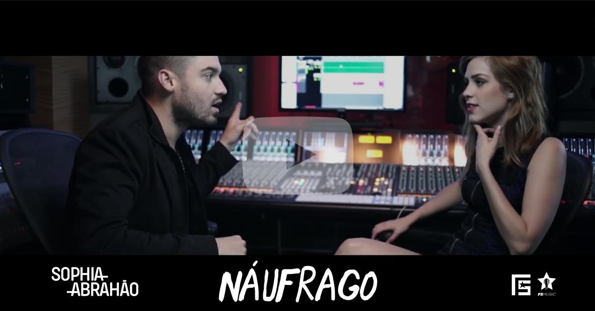 Confira o clipe de Náufrago, nova música de @sophiaabrahao com produção de Fernando Zor! ► https://t.co/7U6uk4JzR0 http://t.co/LEUGCOTFT4