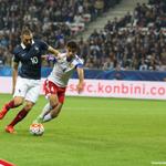65: les Bleus maîtrisent leur sujet et il y a encore de quoi offrir du plaisir au public de l@AllianzRiviera ! http://t.co/tuFV6wXpCu