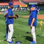 Strategizing in St. Louis. (Score more runs than the other team) #FlyTheW http://t.co/SuAG0kmGNu