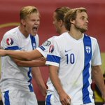 Finland still ahead against Romania with six minutes left... #EURO2016 http://t.co/h452FwhyPf