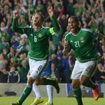 Top of the group ✅ Dream come true ✅ Off to Euro 2016 ✅ ⚽ Ladies & gentlemen, Northern Ireland ⚽ http://t.co/d2u7Zqs73b