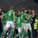 BREAKING: Northern Ireland qualify for their first major tournament since 1986 http://t.co/vruAukt1au http://t.co/VvOnlhtqkb