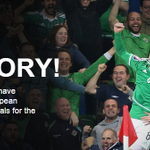 THEYVE DONE IT! Northern Ireland are going to #EUR02016! FT 3-1 #NIRvGRC http://t.co/pnMMo0TjzP http://t.co/vCzXQOdcw0