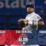 Were through 3 in Canada & the Rangers lead, 2-0. #LetsGoRangers http://t.co/C41eXJpTta