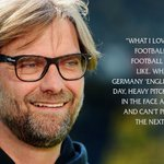 10 great quotes from #LFCs new manager: http://t.co/qWKyl7gYsz #KloppLFC http://t.co/o1Y0uPmE9S