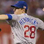 Kyle Hendricks will start Game 2 of the NLDS for the #Cubs: http://t.co/gwcPfos93B http://t.co/z6LxJzQx4y