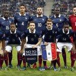 La France simpose 4-0 grâce à un très bon collectif, à noter les belles performances de Diarra et Valbuena. http://t.co/E0IrRb9TLQ