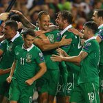 FT Republic of Ireland 1-0 Germany What a win over the world champs! http://t.co/pnMMo0TjzP #IRLGER #EURO2016 http://t.co/s39NZaEhyz