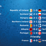 All the results as Portugal and Northern Ireland qualify for #EURO2016! http://t.co/YRviP1arG6