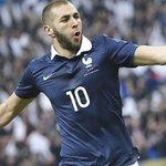 [#EDF] Karim Benzema est devenu le 8e meilleur buteur de lhistoire des Bleus avec 27 buts ! http://t.co/tjfpeYqywV