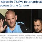 Le mec est vraiment un héros. Cest chaud. #Thalys http://t.co/1yRkYXeb11