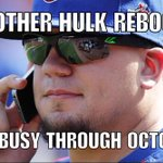 .@kschwarb12 is in demand. #Cubs #LetsGo #WeHaveAHulk #FlytheW http://t.co/ydLXQprwLg