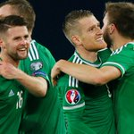 HISTORY-MAKER: Reading man Oliver Norwood made history with @OfficialIrishFA this evening... http://t.co/imMZbyXW0q http://t.co/yqCUUsJVeF
