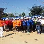 #성남시 #수진2동 수정초등학교에서 수진2동 시민체육대회가 진행중입니다! 족구와 줄다리기에 많은 주민분들이 참여하고계십니다 http://t.co/8fk5rTeXFB