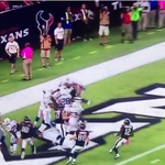 VIDEO: Jaelen Strong does it AGAIN. He's the king of catching Hail Mary's http://t.co/lBU2BH6jSr http://t.co/V7Hi2vfGof