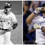 Kendrys Morales becomes 1st Royal since George Brett in 1985 to have a multi-HR game in postseason. http://t.co/kQTIZsv8FH