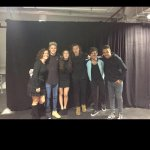 PIC || The boys with Fans backstage at The SSE Hydro Arena in Glasgow ! #5-8 http://t.co/A0XuXO8XWU