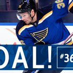 It's a night of firsts! Now Brouwer cashes in with an empty-netter to seal this one. 3-1. #OurBlues #EDMvsSTL http://t.co/LjlviPThr4