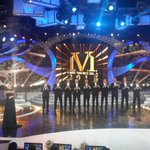 Así se vio Maite Delgado durante la ronda de preguntas en el #MissVenezuela 2015 http://t.co/yVLBcri4V7 http://t.co/904g3UMQTd