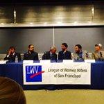 League of Women Voters mayoral forum is underway. @BrokeAssStuart @WEISSforMayor @FHerreraSFMAYOR @mayoredlee #SF http://t.co/c0aUGsckSn