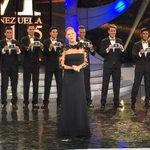 #MissVenezuela #2001 Así lució Maite Delgado en la ronda de preguntas a las finalistas del Miss Venezuela http://t.co/3WMt1RLmOP