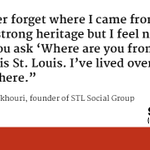 Jimmy Alkhouri, the founder of @stlsocialgroup, joined us today to talk about #Syria & #STL http://t.co/IT5e3WRvca http://t.co/rv8c2PzjLQ