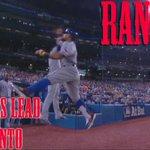Rangers beat Blue Jays 5-3! #4theRangers #ALDS http://t.co/9oyPlXPmCe